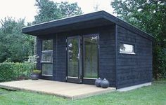 Fint havehus med terrasse