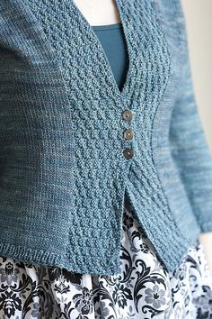 Ravelry: River Crossing pattern by Cecily Glowik MacDonald