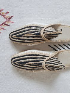 Your place to buy and sell all things handmade Crochet Boot Socks, Moroccan Slippers, Rope Sandals, Bed Linen Design, Handmade Leather Shoes, Knit Shoes, Felted Slippers, Boho Look, Summer Shoes