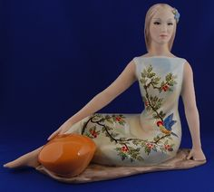 1000 Images About Ceramica Italiana 900 Italian Figurine