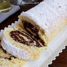 Sin Gluten, Vegan Gluten Free, Burritos, Nutella, Sponge Cake, Pound Cake, Vanilla Cake, Sweet Recipes, Video