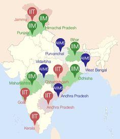 UNION BUDGET 2014-15 : 5 new AIIMS, IIM's and IIT's