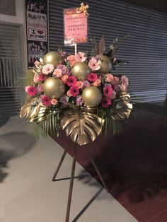 Balloon Arrangements, Balloon Centerpieces, Balloon Decorations Party, Birthday Party Decorations, Flower Decorations, Floral Arrangements, Bubble Balloons, Large Balloons, Balloon Bouquet Delivery