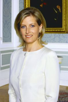 Sophie, Countess of Wessex, is down-to-earth, hard-working member of British Royal family.