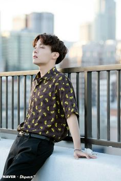 BTSxDispatch Happy5thAnniversary #JHope