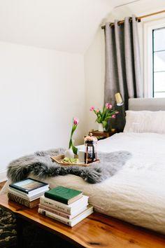 bedroom goals!