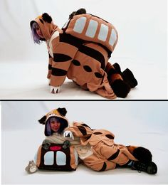 Pawstar Custom Catbus Kigurumi by PawstarDoompony on DeviantArt