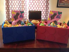 Think outside the easter basket for a fun easter gift for the lego easter baskets negle Choice Image