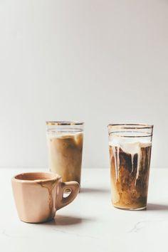 Iced Horchata Lattes