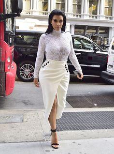 Nice Kim Kardashian Dress Kim Kardashian Wears a Nice Sheer Top Out -Pinterest: Eman Alrais ❀∘... Check more at http://24store.cf/fashion/kim-kardashian-dress-kim-kardashian-wears-a-nice-sheer-top-out-pinterest-eman-alrais-%e2%9d%80%e2%88%98/
