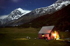 Mt. Pandim under Moonlight, Sikkim. Explore Eastern India with us! http://www.kennethphotography.com/india