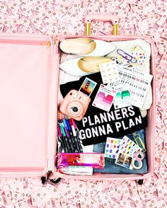 Come with me to PlannerCon in San Francisco! Enter this awesome giveaway with @lovepipsticks and @tombowusa
