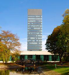 The Arts Tower, University of Sheffield