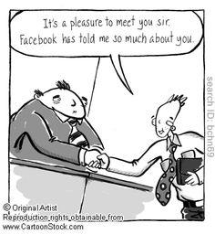 Social Media Humour Deswegen sollte man sich immer gut überlegen, was man postet!