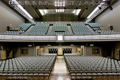 The Carlu Concert Hall Theatre Style Seating, Gala Dinner, Three Floor, Theatres, Concert Hall, Opera House, Toronto, College, Houses