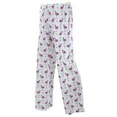 Flamingos Juniors Pajama Pants | AnimalWorld.com