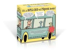 It's a Busload of Pigeon Books! by Mo Willems