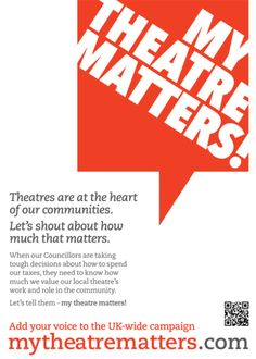 Theatre Matters @theatre_matters