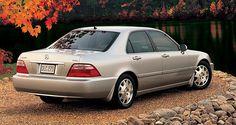 2004 Acura RL Sedan