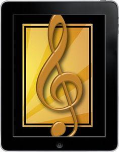 Presentation slides on iPads for choir/music [via Tech in Music Ed]