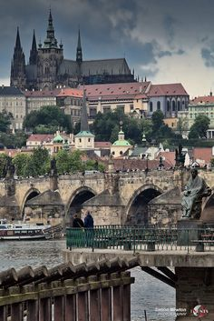 Prague by Simon Newton on 500px