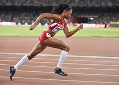 Allyson Felix goes into record books with 400-meter victory at world…
