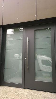 Interior and exterior doors by MilanoDoors, contemporary italian doors, modern wood doors.