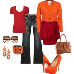 GO HOKIES, created by suzanne-padgett-gunter on Polyvore