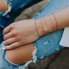 Mix & Match our brandnew Spirit bracelets. Mix Match, Delicate, Spirit, Bracelets, Silver, Fashion, Armband, Nice Asses, Moda