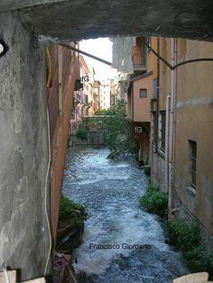 Bologna, Canale delle Moline, foto di Francisco Giordano