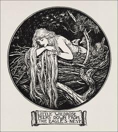 H.J. Ford, The crimson fairy book