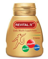 Revital H-MEN Capsules Daily Health Supplement With Vitamins & Minerals 8901296041239 Cranberry Vitamins, Collagen Pills, Immune System Vitamins, Mineral Food, Natural Apple Cider Vinegar, Chewable Vitamins, Minerals For Sale, Teeth Health