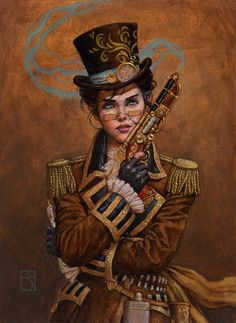 MADAME ABSINTHE BY JODY LEE https://www.steampunkartifacts.com/collections/steampunk-glasses