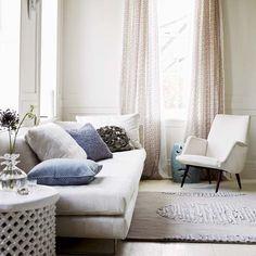 Natürliche Texturen Wohnzimmer Wohnideen Living Ideas Interiors Decoration