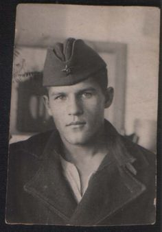 vintage soldier portrait - Google Search