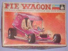 "Monogram - ""Pie Wagon"" model kit"