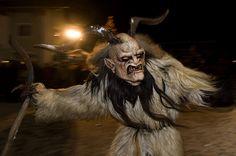 Krampus: Saint Nicholas' Dark Companion - In Focus - The Atlantic