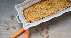 Gezonde en makkelijke wortelcake