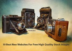 10 Best New Websites For Free High Quality Stock Images