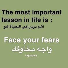 English Language Learning, Teaching English, English Lessons, Learn English, Words Quotes, Sayings, Arabic Language, Life Rules, Learning Arabic