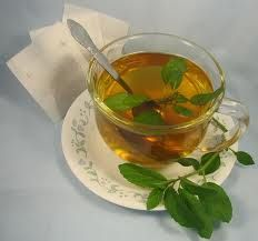 Veggie Goddess Health Tip - Peppermint Tea Relieves Sinus & Allergy Symptoms: Hot or cold, fresh brewed peppermint tea is proven to drain mucus & shrink swollen sinus tissues. And, inhaling the hot steam of fresh brewed peppermint tea soothes a sinus headache faster than acetaminophen, with no dangerous drug side effects. To relieve your sinus & allergy symptoms fast, drink 3 cups of double strength peppermint tea daily & brew some extra for a 5 minute steam sinus facial for even more…
