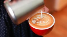 Draw Your Own Latte Art and Class Up Your Coffee Routine... for when I get my #espresso machine :)