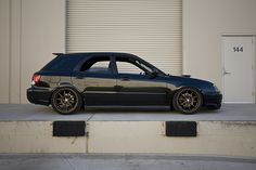 Black 04-05 WRX Wagon