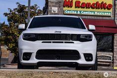 Jeep Grand Cherokee SRT 2017 1
