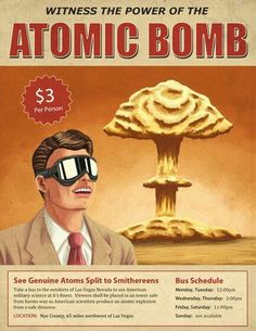 Atomic Bomb safety pamphlet from Ohio Bell - Science Fiction Pulps & Fanzines -