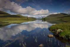 Loch Droma Reflections.. | by Gordie Broon.