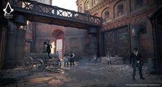 ArtStation - Assassin's creed Syndicate Various screenshots in game, Olivier TREHET