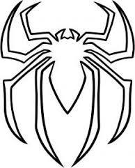 Resultado de imagen para hombre araña dibujo