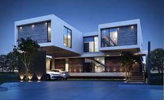 House V2 Design by AM Arquitectos @studioAM11 #championsleague #dubai #dubailife #dubaistyle #asian #africa #african #emirates #emiratesline #arabian #turkey #turkiye #saudi #saudiarabia #dubaifashion #dubaicity #indian #israeli #israelbest #australian #australiagram #architects #archilovers #architecture #architecturelovers #architectureporn #arch #render #houses #houston by am_architects