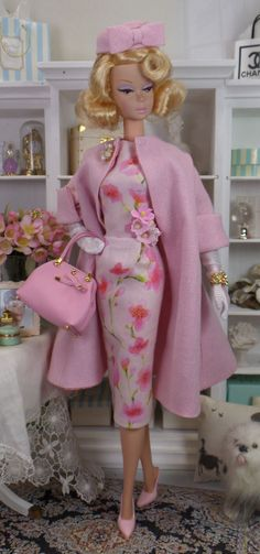Lovely pink Matisse Barbie fashion